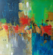 art for sale, abstract paintings for sale, laurence chandler an american painter, graphiti gems
